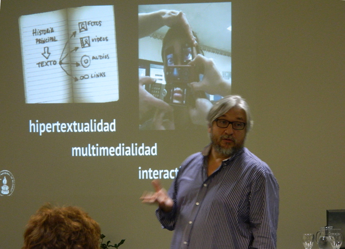 Tips y TICs: Fernando Irigaray – Convergencia multimedial en las instituciones educativas